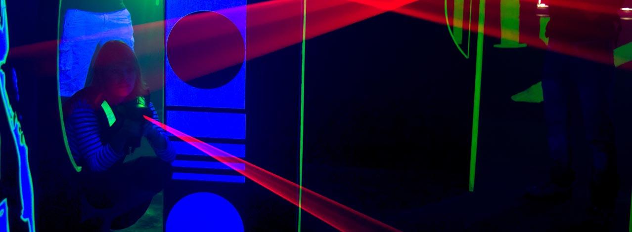 Produktbild för Laserdome för Två (1/1)