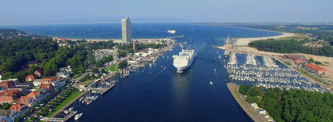 Produktbild för Lübeck för två med båtresa och hotell (1/1)