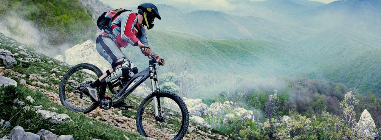 Produktbild för Mountainbikekurs för Två (1/1)