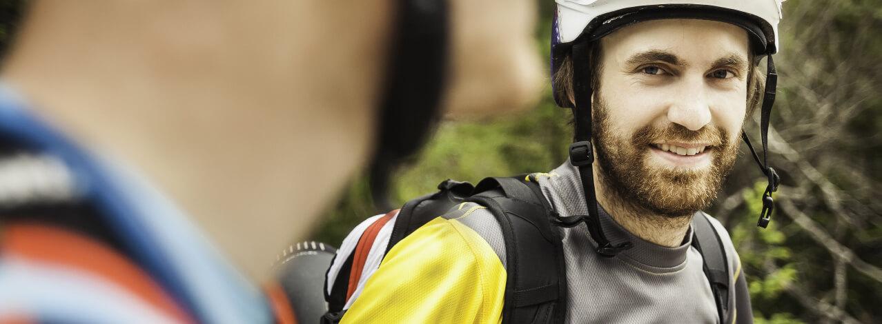 Produktbild för Mountainbike för Två (1/1)