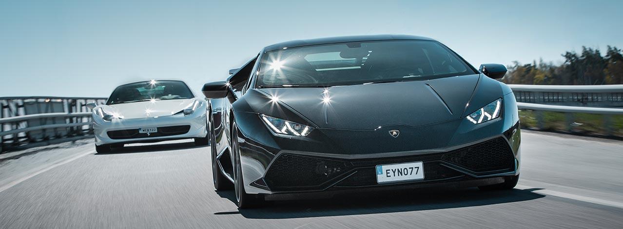 Produktbild för Need for Speed (Ferrari/Lamborghini) (1/1)