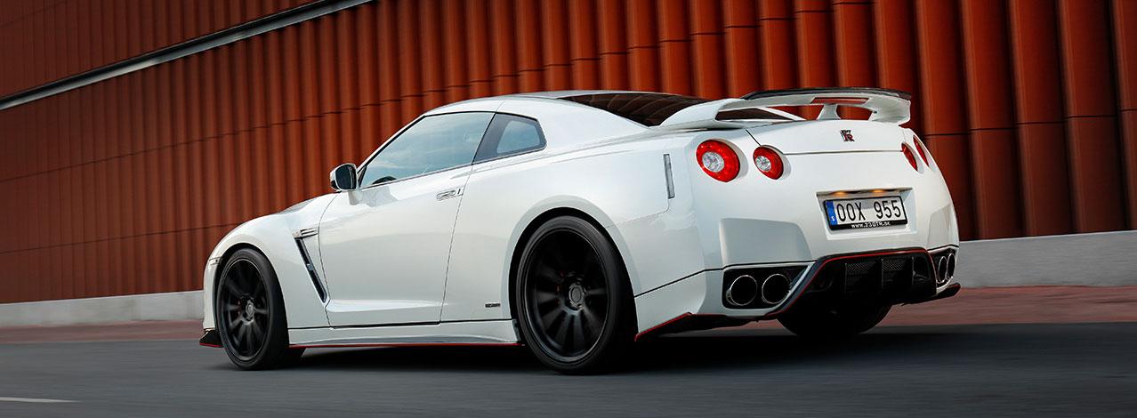 Produktbild för Provkör en Nissan GT-R (1/1)