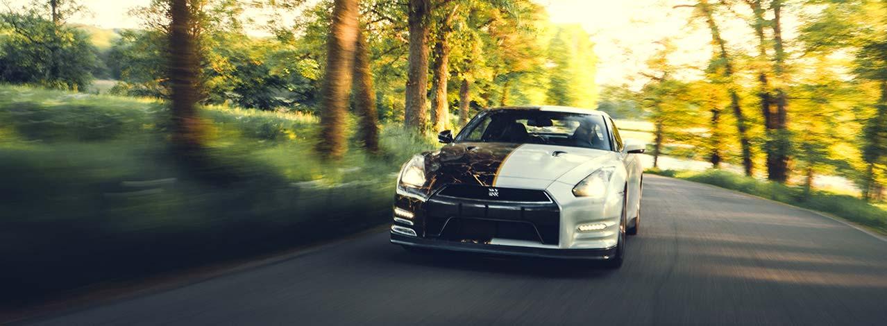 Produktbild för Kör Nissan GT-R - Superbilen (1/1)