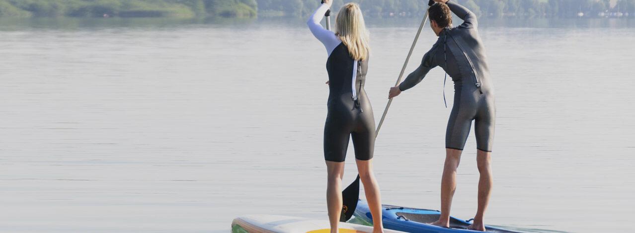 Produktbild för Hyr Stand Up Paddle Board (1/1)