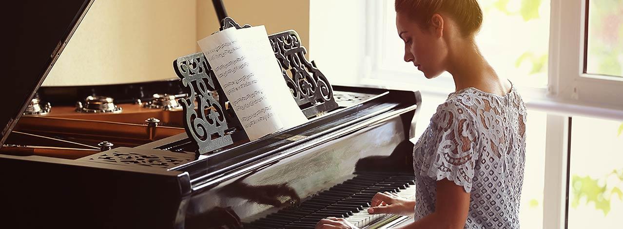 Produktbild för Kurs i piano (1/1)
