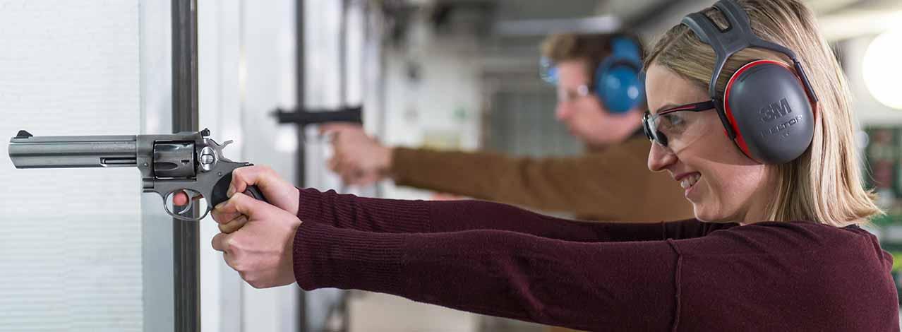 Produktbild för Prova på Pistolskytte (1/4)