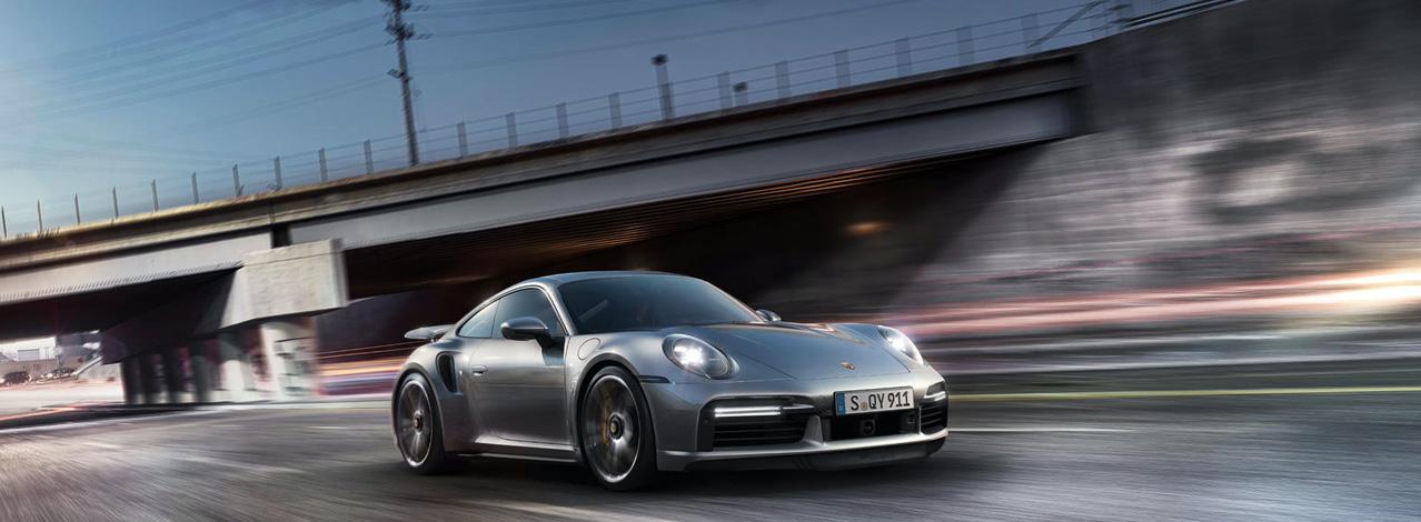 Produktbild för Provkör Porsche 911 992 Turbo S (1/1)