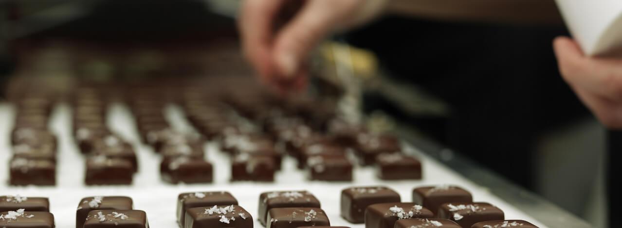 Produktbild för Gör egna Chokladpraliner (1/1)