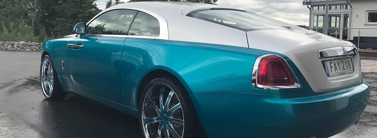 Produktbild för Kör en Rolls Royce (1/1)
