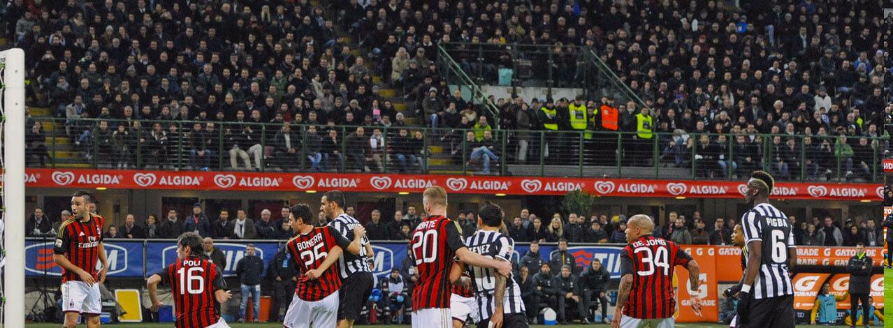Produktbild för Serie A Fotbollsresa – Presentkortets värde: 2495 kr (1/1)