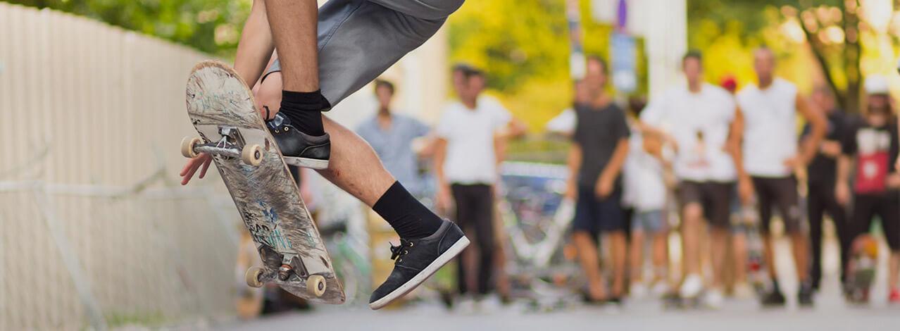 Produktbild för Prova på Skateboard (1/1)