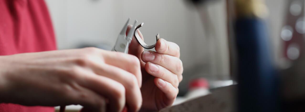 Produktbild för Smyckestillverkning (1/1)