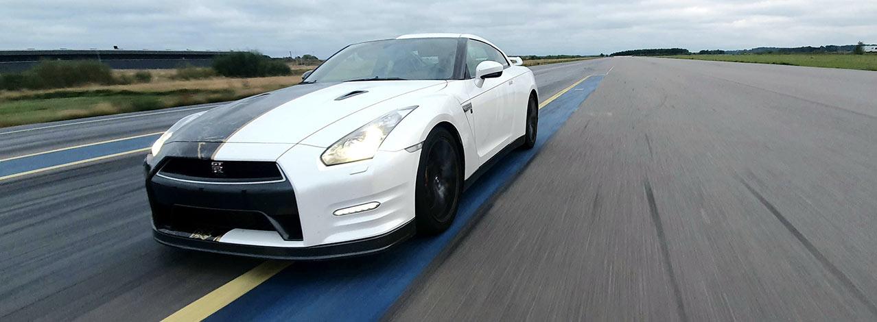Produktbild för Airfield Speedtest med Nissan GT-R (1/1)
