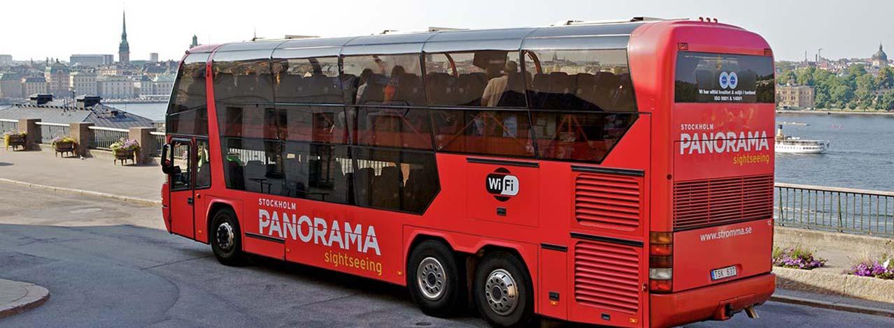 Produktbild för Stockholm Panorama (1/1)