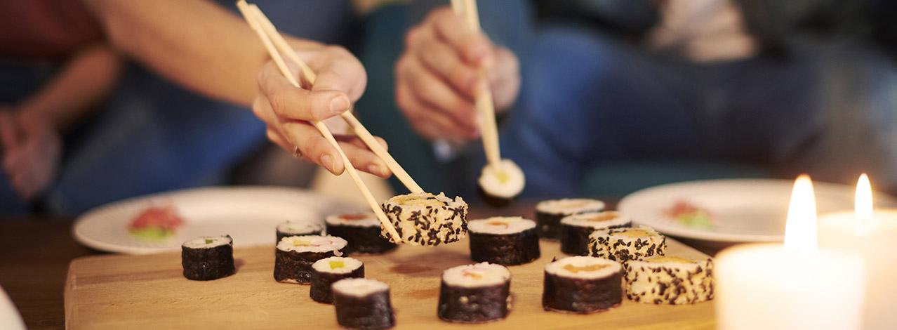 Produktbild för Sushi-kock hemma (1/1)