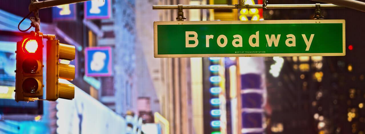 Produktbild för Teater från Broadway (1/1)
