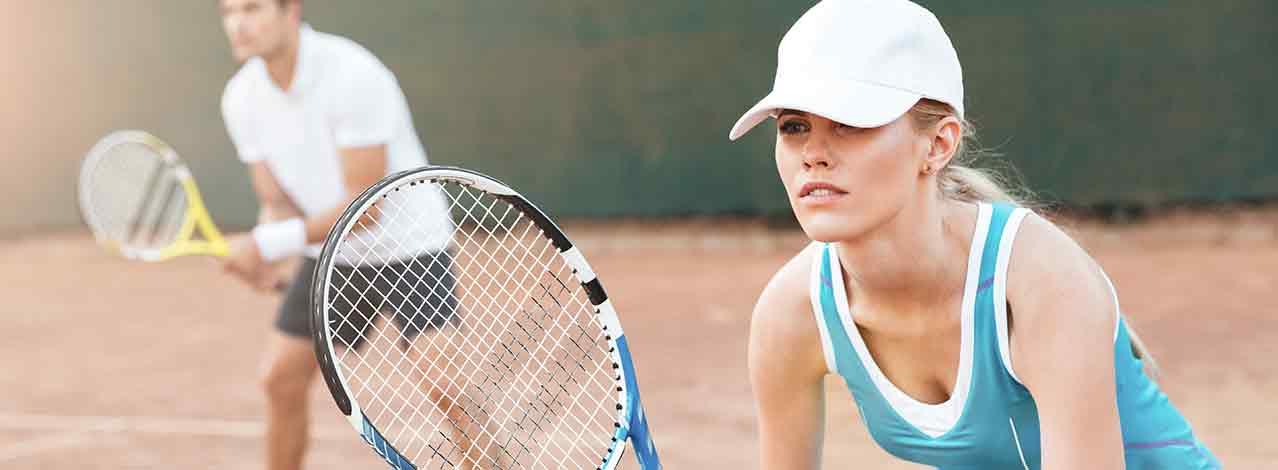 Produktbild för Spela tennis, badminton och squash (1/1)