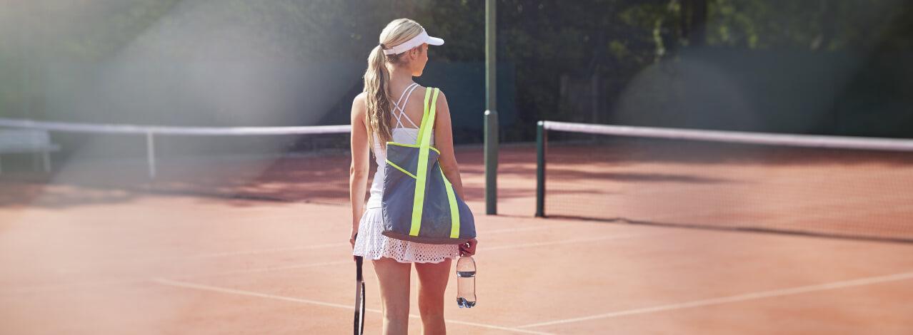 Produktbild för Tennis Privatlektion (1/1)