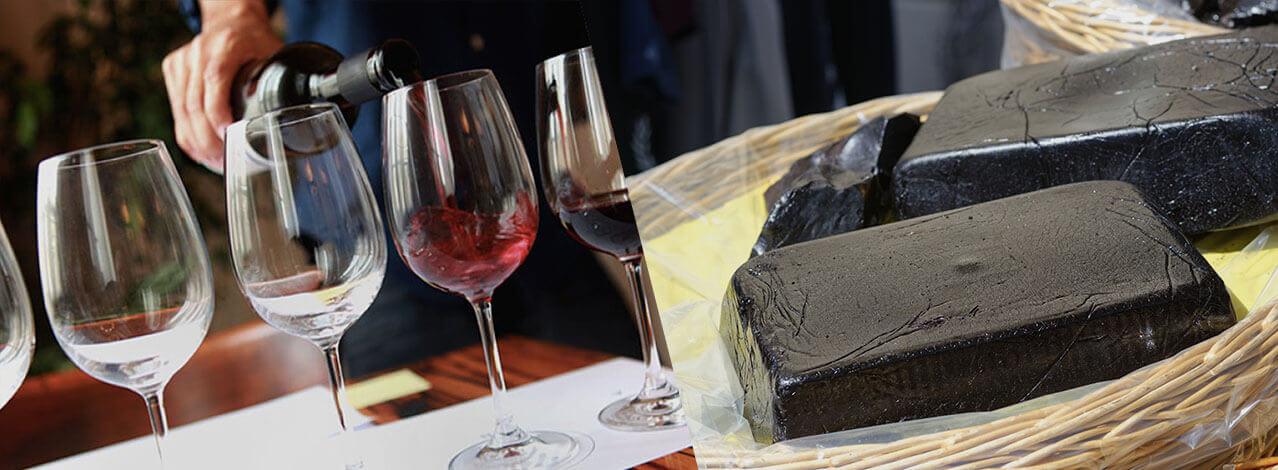 Produktbild för Vin + Lakrits = Sant (1/1)