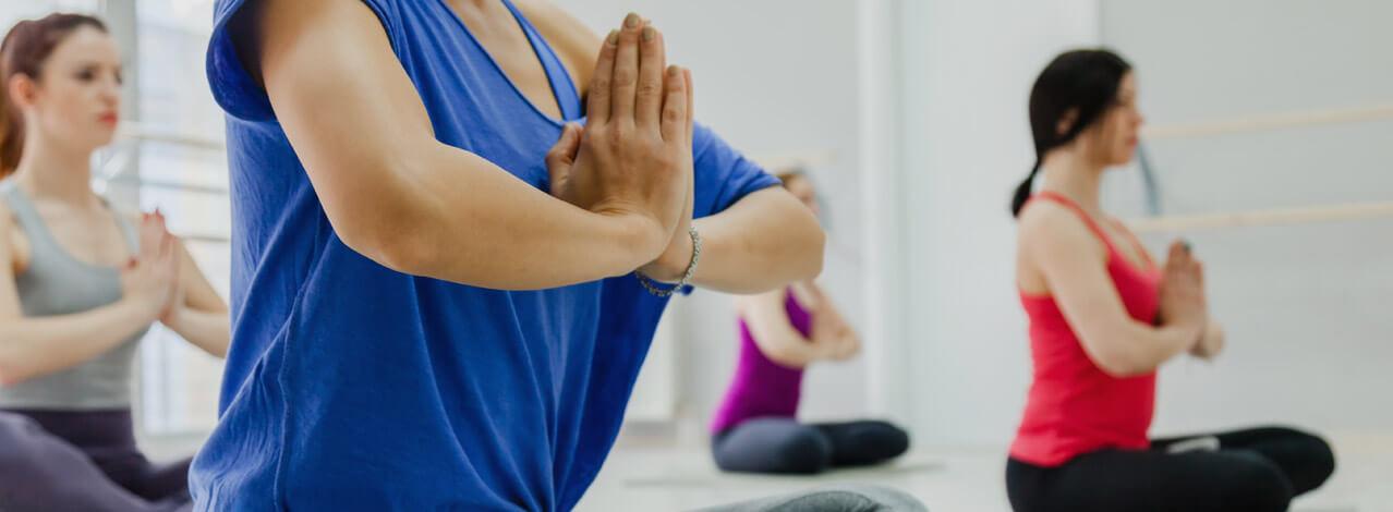 Produktbild för Privat Yogalektion (1/1)