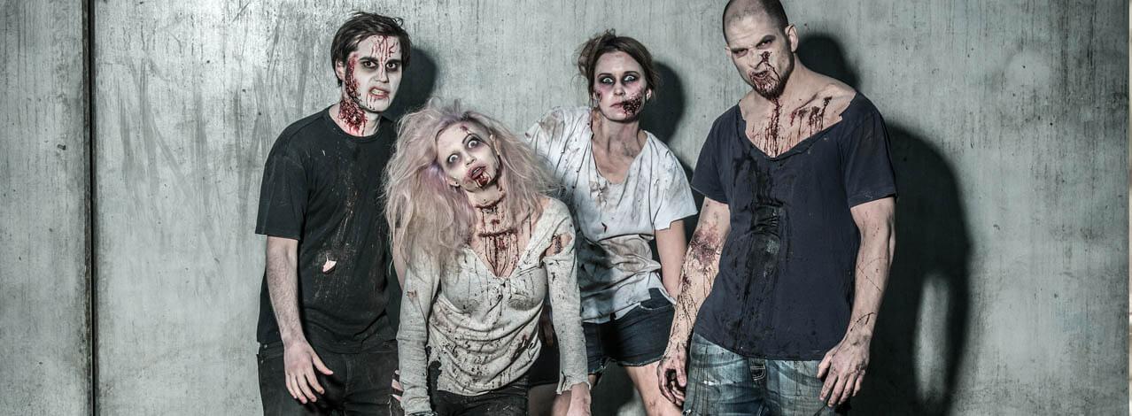 Produktbild för Överlev Zombie Apocalypse (1/1)