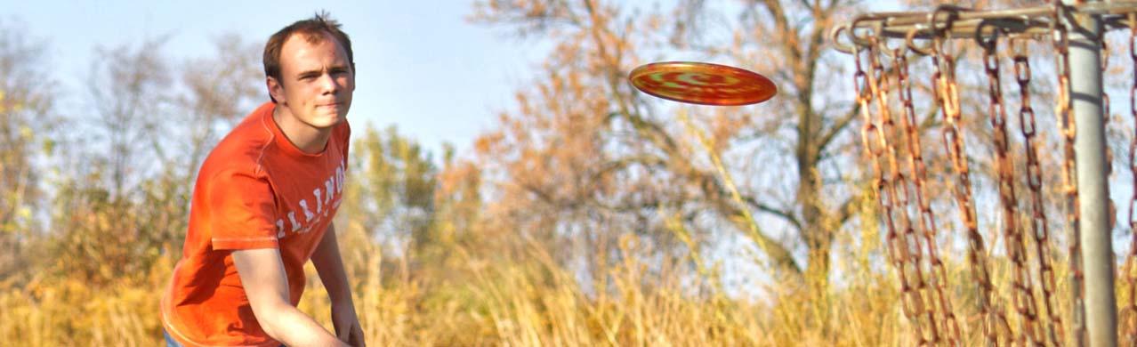 Produktbild för Frisbeegolf (1/1)
