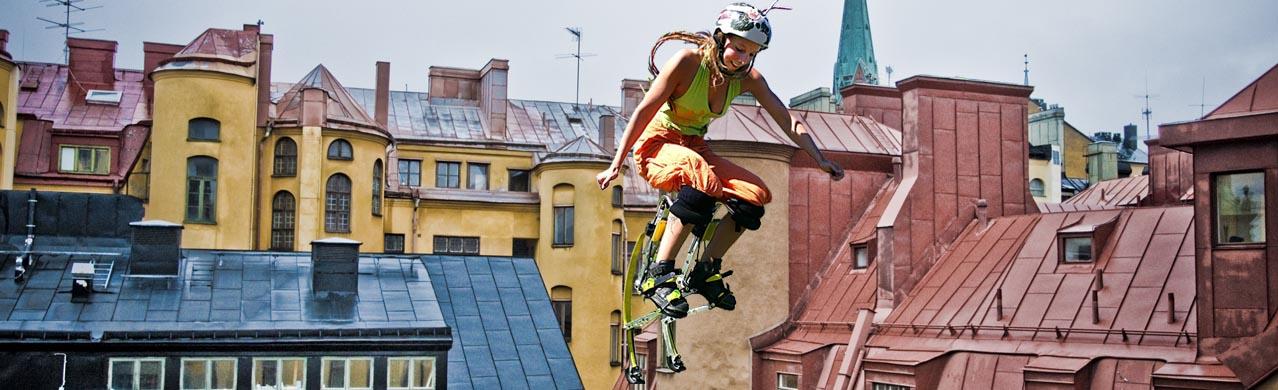 Produktbild för Takhoppning - 2012 års bästa aprilskämt (1/1)